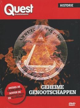 DVD documentaire Quest - Geheime Genootschappen