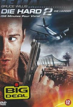 Actie DVD - Die Hard 2