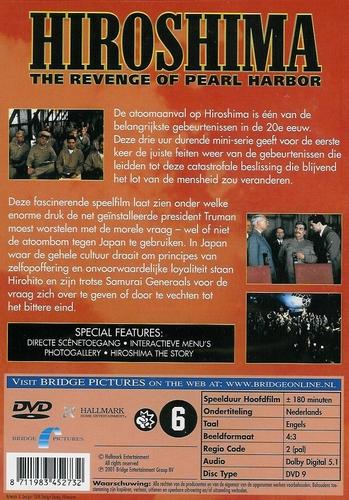 DVD documentaires - Hiroshima