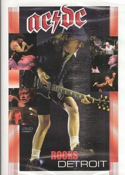 DVD AC/DC Rocks Detroit