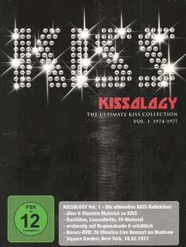 DVD Kiss - Kissology vol. 1 (2 DVD)