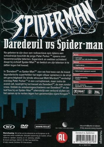 Spider-Man - Daredevil vs Spider-Man