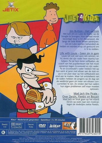 Kinder DVD - Just 4 kids