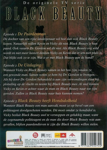 DVD TV series - Black Beauty 2