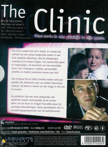 DVD TV series - The Clinic seizoen 1 deel 2