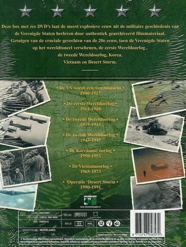 DVD documentaires - Century of Warfare