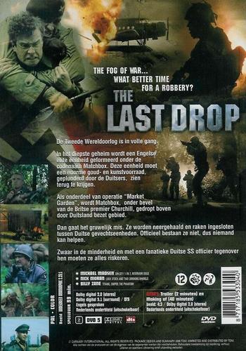 DVD oorlogsfilms - The Last Drop