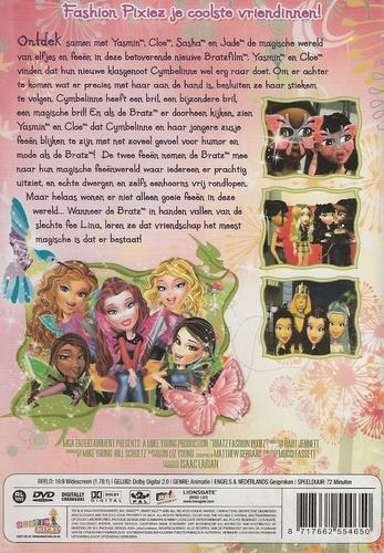 Jeugd DVD - Bratz Fashion Pixiez