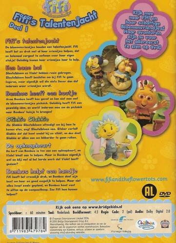 Kinder DVD - Fifi 1 - Fifi's Talentenjacht 1