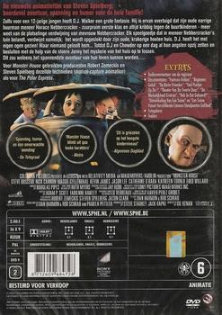 Animatie DVD - Monster House