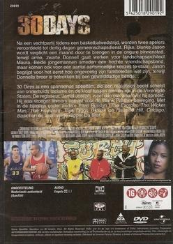 Speelfilm DVD - 30 Days