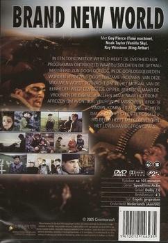 Speelfilm DVD - Brand new World
