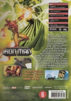 Animatie DVD - Iron Man