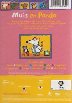 Kinder DVD - Muis en Panda