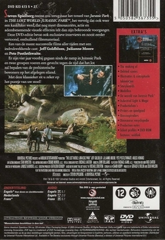 Avontuur DVD - Jurassic Park: The Lost World