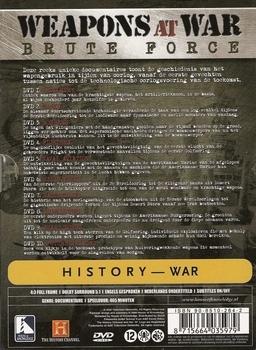 DVD box - Weapons at War