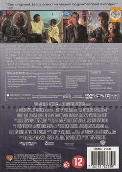 Science Fiction DVD - A.I. Artificial Intelligence