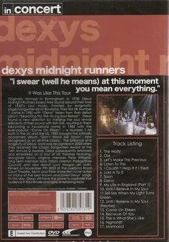 Muziek DVD - Dexys Midnight Runners