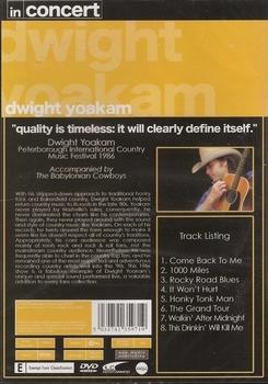Muziek DVD - Dwight Yoakam