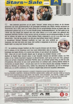 Romantiek DVD - Grease 2