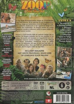 DVD Avontuur - Zoop in Zuid Amerika