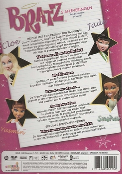 Jeugd DVD - Bratz Rock en Roll Prinses