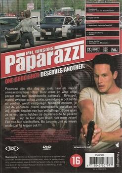 Thriller DVD - Paparazzi