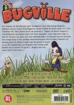Animatie DVD - Bugville