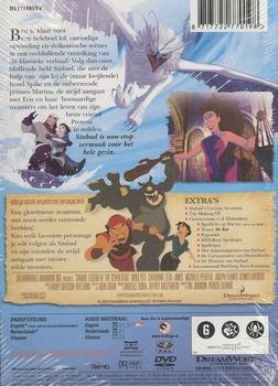 Tekenfilm DVD - Sinbad