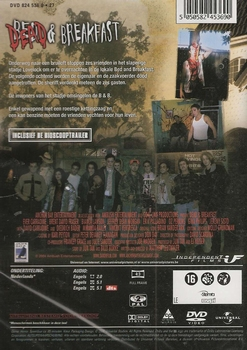 Horror DVD - Dead & Breakfast