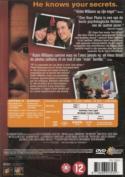 Thriller DVD - One Hour Photo