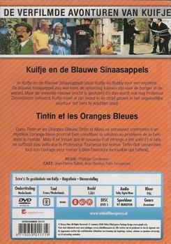 Jeugd DVD - Kuifje en de Blauwe Sinaasappels