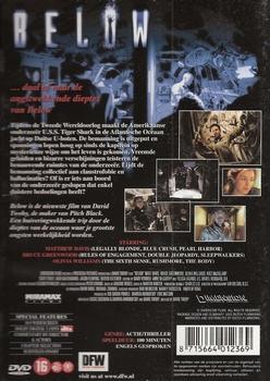 Actie DVD - Below