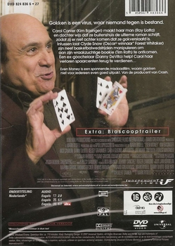 Actie DVD - Even Money