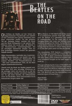Muziek DVD - The Beatles on the Road