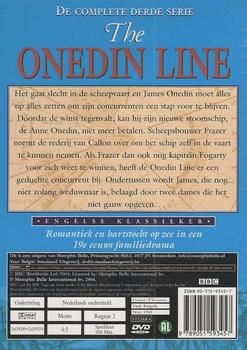 DVD TV series - The Onedin Line serie 3