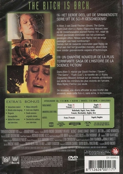 DVD Science Fiction - Alien 3