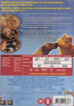 Animatie DVD - Garfield 2