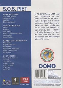 Koken DVD - S.O.S. Piet