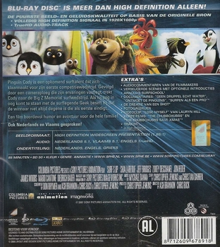 Blu-ray - Surf's Up