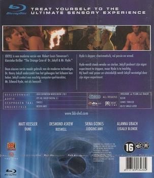 Thriller Blu-ray - Jekyll