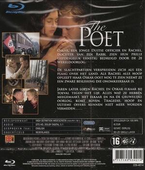 Oorlogsfilm Blu-ray - The Poet