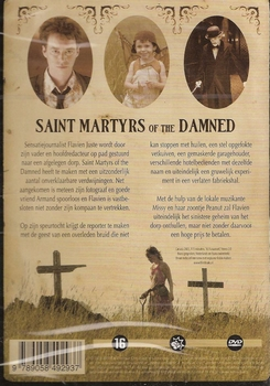 Arthouse DVD - Saint Martyrs of the Damned