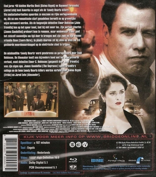 Actie Blu-ray - Lonely Hearts