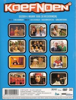 DVD Koefnoen seizoen 4 (2 DVD)
