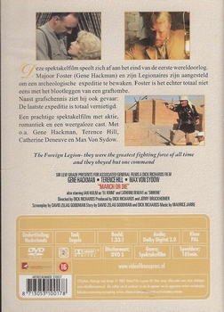 Oorlog DVD - March or Die