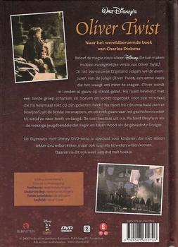 Walt Disney DVD Oliver Twist