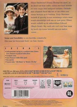 Romantiek DVD - Sense and Sensibility