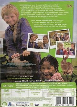 DVD Kikkerdril