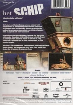 Cabaret DVD Het Schip